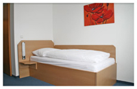 Business Hotel Einzelbett